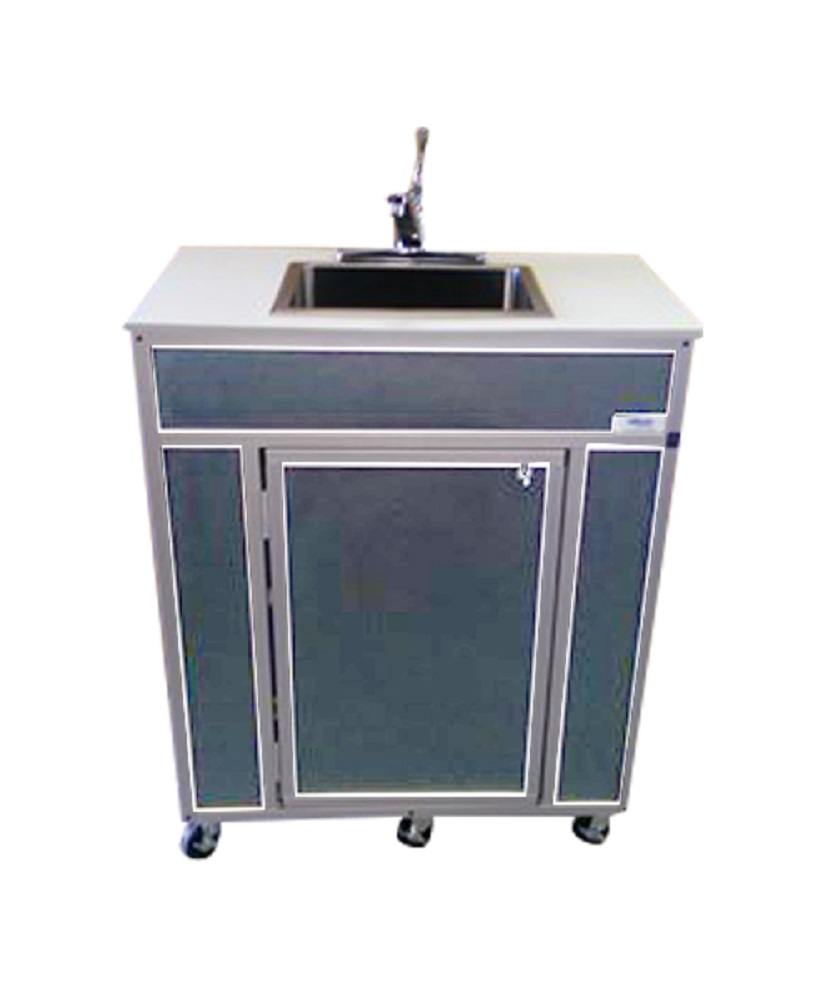 Monsam® Portable Sink Single 10u2033 DEEP Basin